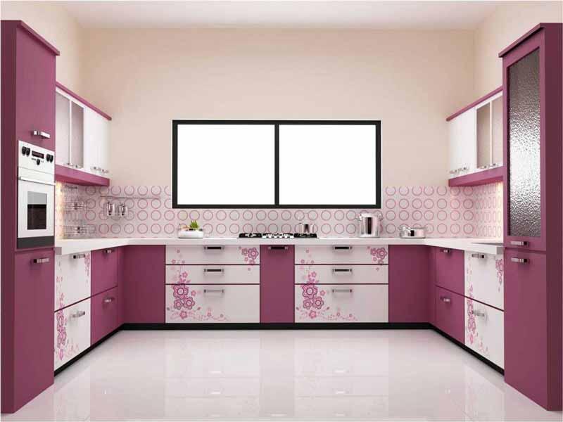 کابینت آشپزخانه پی وی سی