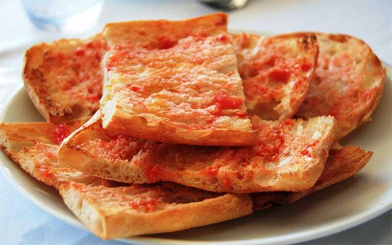صبحانه اسپانیا