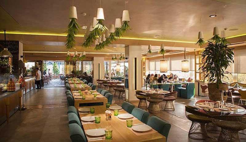 رستوران کوبابا