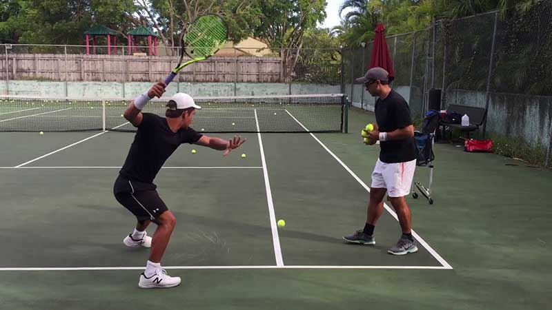 باشگاه تنیس