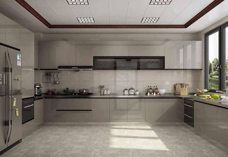 کابینت آشپزخانه هایگلاس