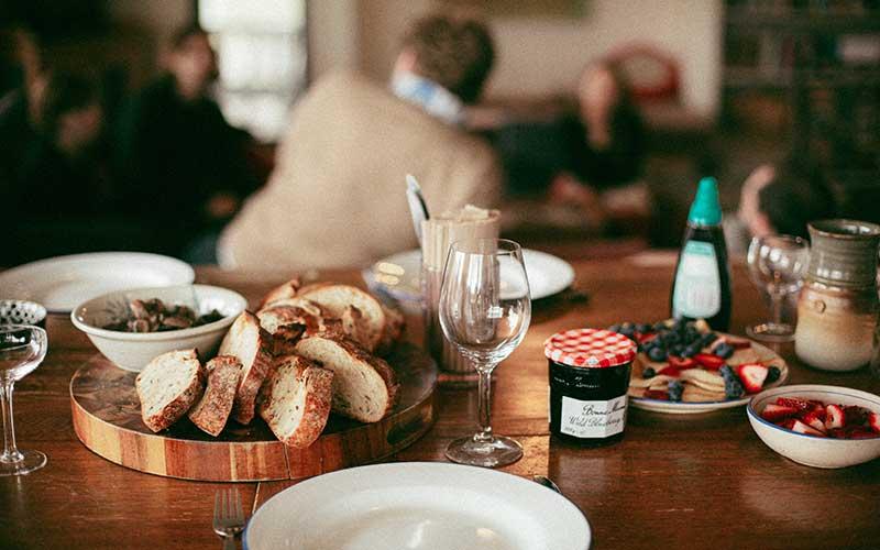 صبحانه دانمارک