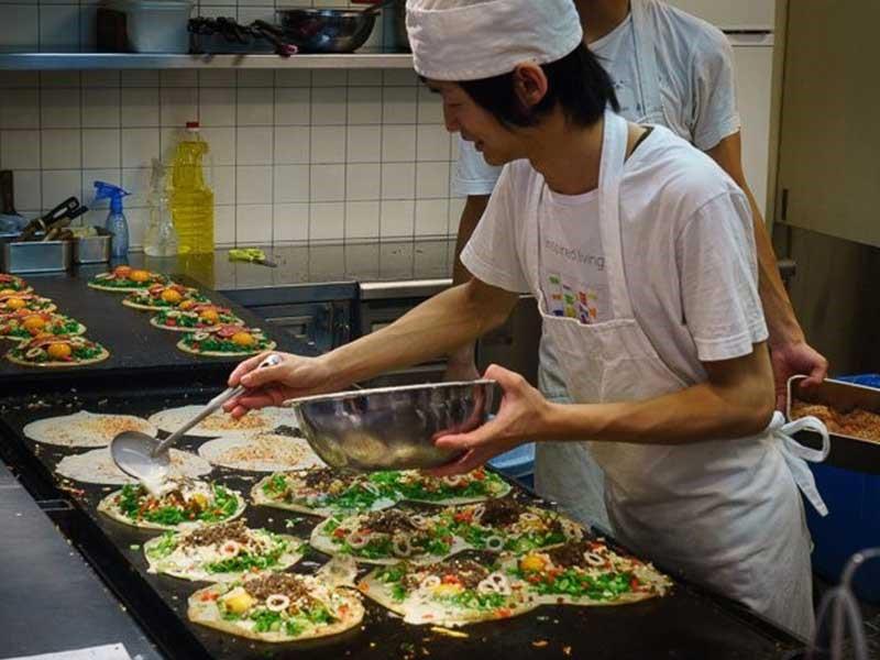 رستوران ژاپنی تهران