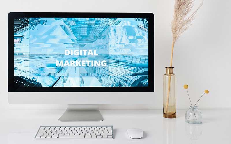 دیجیتال مارکتینگ آنلاین
