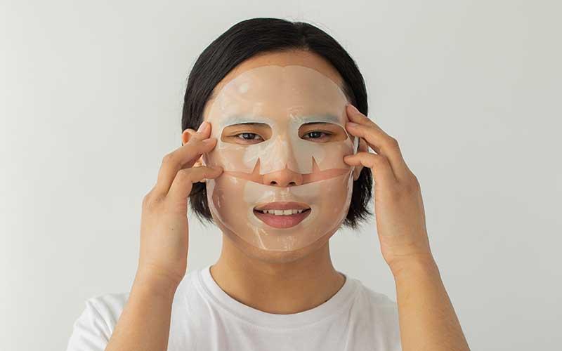 ماسک صورت آقایان