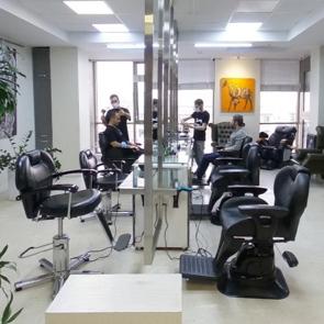 آرايشگاه آرایشگاه مردانه KEIDI