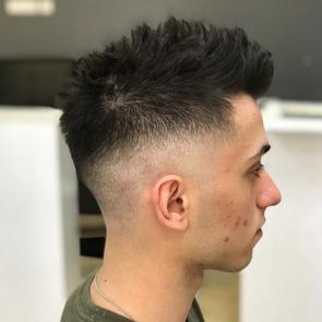 پیرایش مردانه آرایشگاه مردانه KEIDI