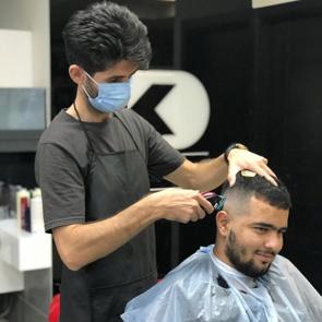 آرایشگاه زنانه آرایشگاه مردانه KEIDI